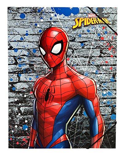 Gummizugmappe A4, Marvel Spider-Man