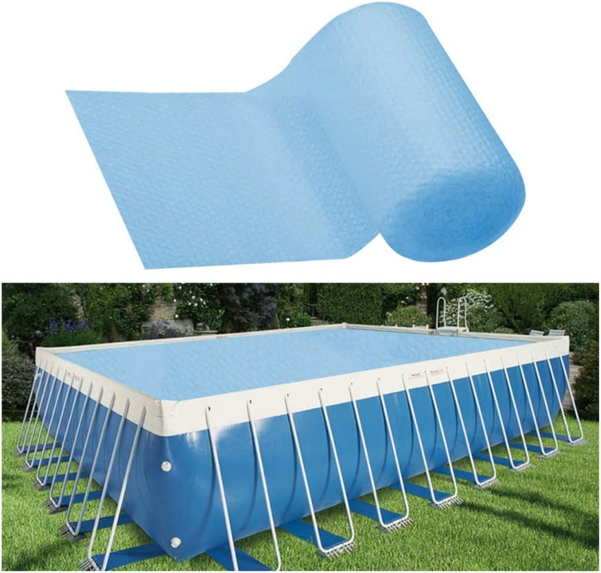 Popular brand in the world Pool Cover Above Ground Rectangle Film Bubble Price reduction Covers Moistu