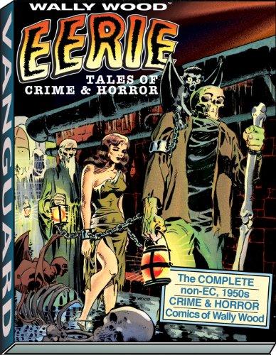 Eerie Tales of Crime & Horror