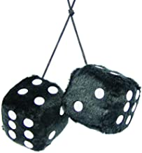 Carpoint 0510080 Fuzzy dice black