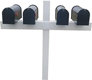 Best quad mailbox post Reviews