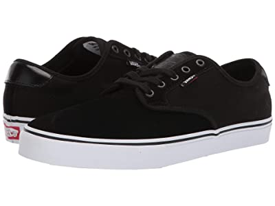 Vans Chima Ferguson Pro (Black/True White) Skate Shoes