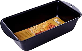 "My Way BKL09 Loaf Pan, 9"",Black"