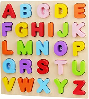 Best toddler wood puzzle Reviews