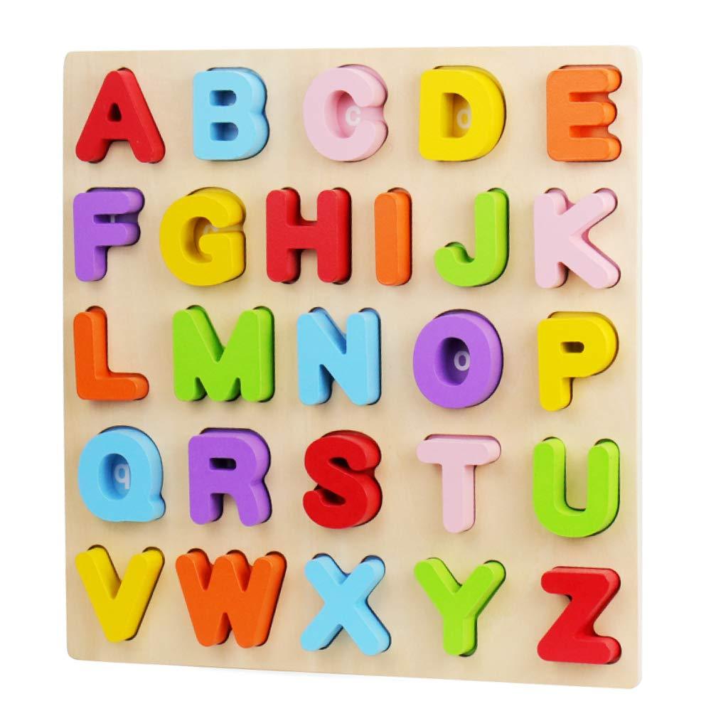 Alphabet WOOD CITY Toddlers1 Educational