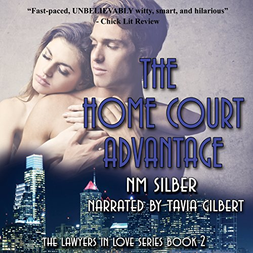 The Home Court Advantage: Lawyers in Love, Book 2 audiobook cover art