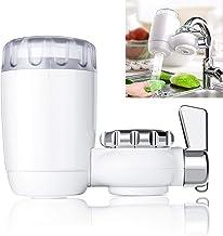 Cheelom Faucet Filtro de agua, Grifo de Filtro purificador de agua, dispositivo para el hogar de purificación, grifo de la...
