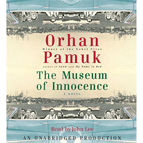 The Museum of Innocence cover art