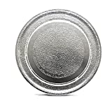 Microwave oven glass turntable applicable accessories general pallet glass plate diameter 24.5 cm,Flat bottom...