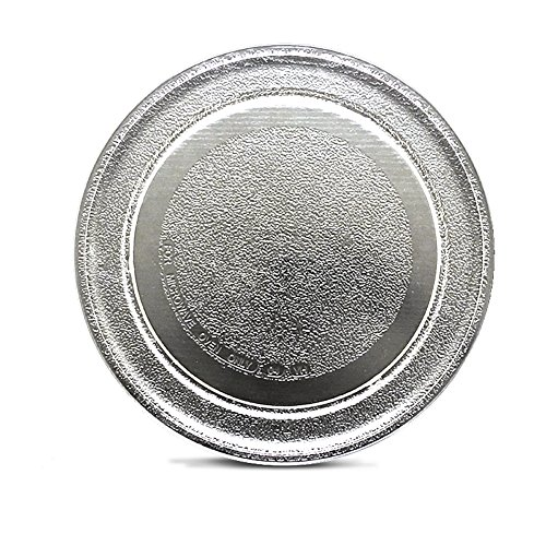 Microwave oven glass turntable applicable accessories general pallet glass plate diameter 24.5 cm,Flat bottom high strength glass turntable