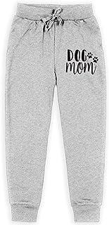 Yuanmeiju Dog Mom Boys Pantalones Deportivos,Pantalones Deportivos for Teens Boys Girls