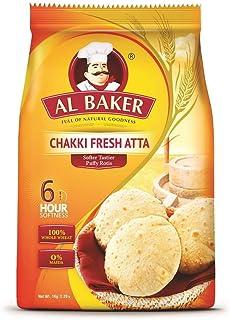 Al Baker Chakki Atta, 1 Kg Bag