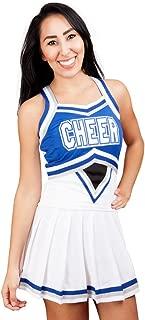 Cheer Fantastic Adult Angelic Cheerleader Halloween Costume