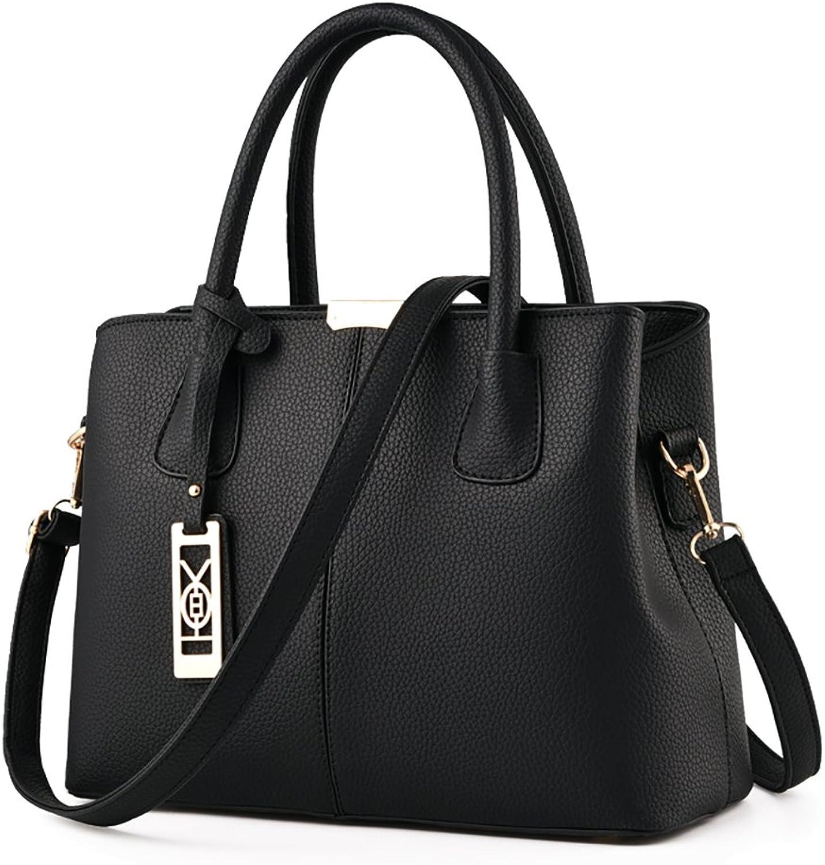 Respeedime Ladies Top Handle Satchel Shoulder Handbags Tote Bags