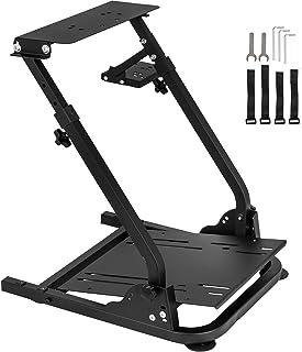 VEVOR Racing Stand Stuurwielstandaard voor Logitech Racing Simulator Wheel Stand Racing Wheel Stand Pro Shifter Mount, wie...