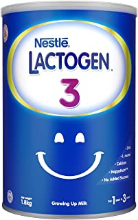 Nestlé LACTOKID COMFORTIS Stage 3 Toddler Milk Formula, 1-3 years, 1.8kg
