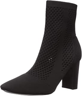 Charles by Charles David Women's Banker Fashion Boot, Black, 6.5 M US