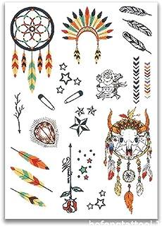 3 stks roze tattoo stickers kinderen cartoon stickers schattige prinses waterdicht gezicht stickers vlinder regenboog ui r...