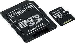 Kingston 256GB SDXC C10 UHS-I Canvas Select microSD Hafıza Kartı SDCS/256GB