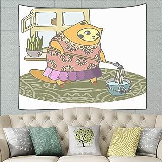 best bags Rangoli Design Called Alpona Alpana Mehndi The S Religion Hippie Tapestry Wall Art for Living Room Bedroom Dorm Decor 60 X 51 Inches