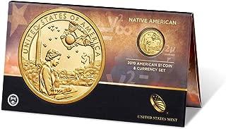 2019 P Sacagawea Dollar Enhanced 19NR $1 Uncirculated US Mint