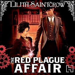 Couverture de The Red Plague Affair