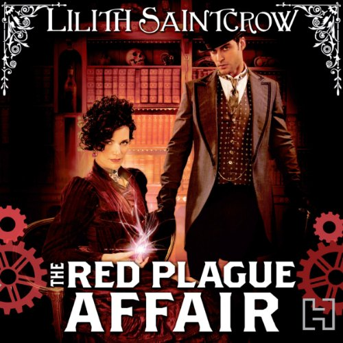 The Red Plague Affair cover art
