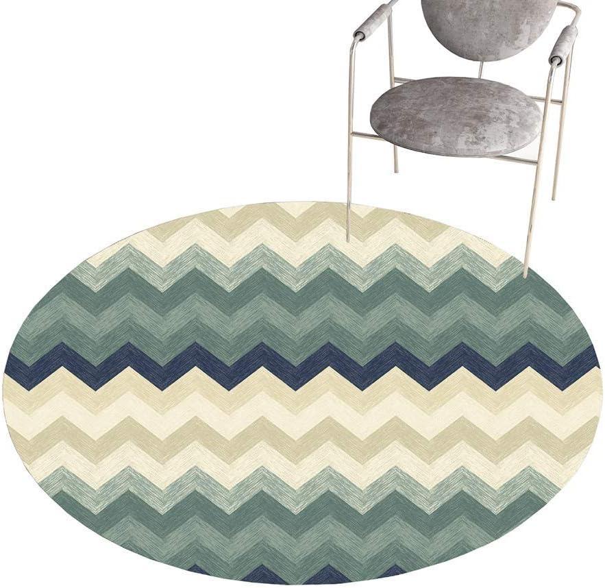 ZJHCC Round Ranking TOP5 Floor Surprise price Mat Office Carpet Desk for Chair M