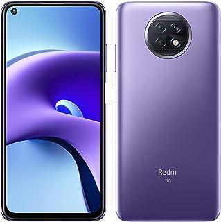 Xioami Redmi Note 9T Dual SIM Smartphone Daybreak Purple Black 4GB RAM 128GB 5G LTE