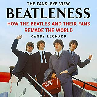 Beatleness audiobook cover art