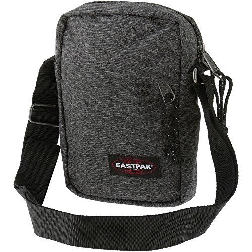 Eastpak The One Umhängetasche, 21 cm, 2,5 L, Grau (Black Denim)