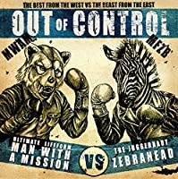 OUT OF CONTROL(regular) by Man With A Mission X Zebrahead (2015-05-20)