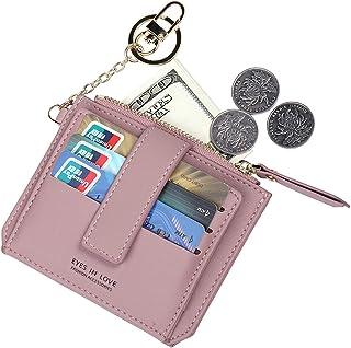 f111aa7d5b1c Amazon.com: keychain card holder for women