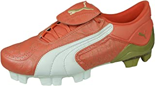 PUMA V Konstrukt II GCi FG Womens Leather Soccer Cleats Grass 4G 3G Football Shoes