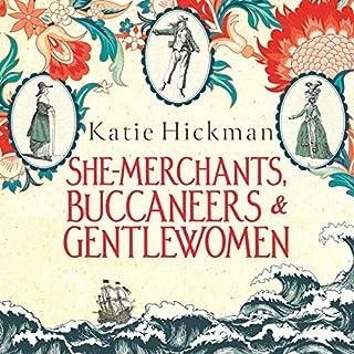 She-Merchants, Buccaneers and Gentlewomen cover art