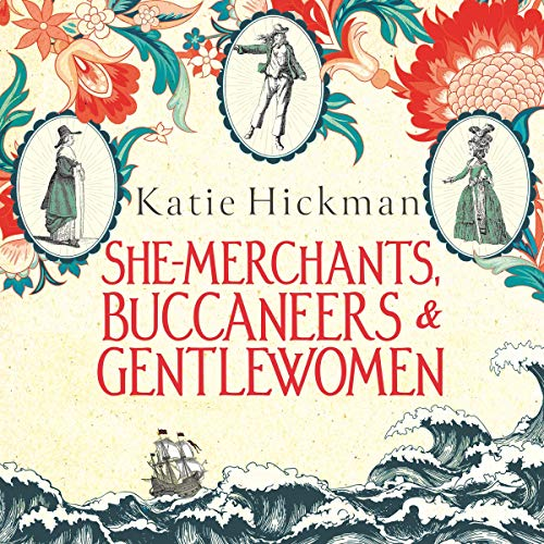 She-Merchants, Buccaneers and Gentlewomen cover art