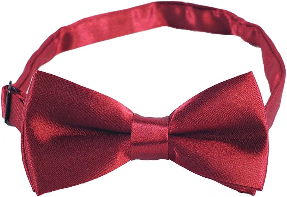 Gele Multicolor Boy Adjustable Costume Party Bow Tie