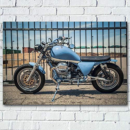 Woondecoratie Posters en prenten Videospel Oude wereldkaart Behang Canvas Muurschilderijen voor woonkamer Decor - 50x75cm Geen lijst