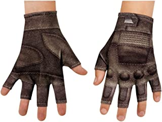 Disguise Marvel Captain America The Winter Soldier Movie 2 Child Gloves, One Size Child
