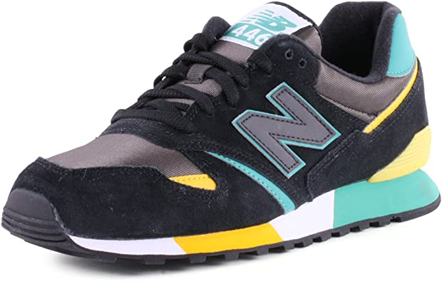 NEW BALANCE 446 - Zapatillas unisex para adultos, color negro ...