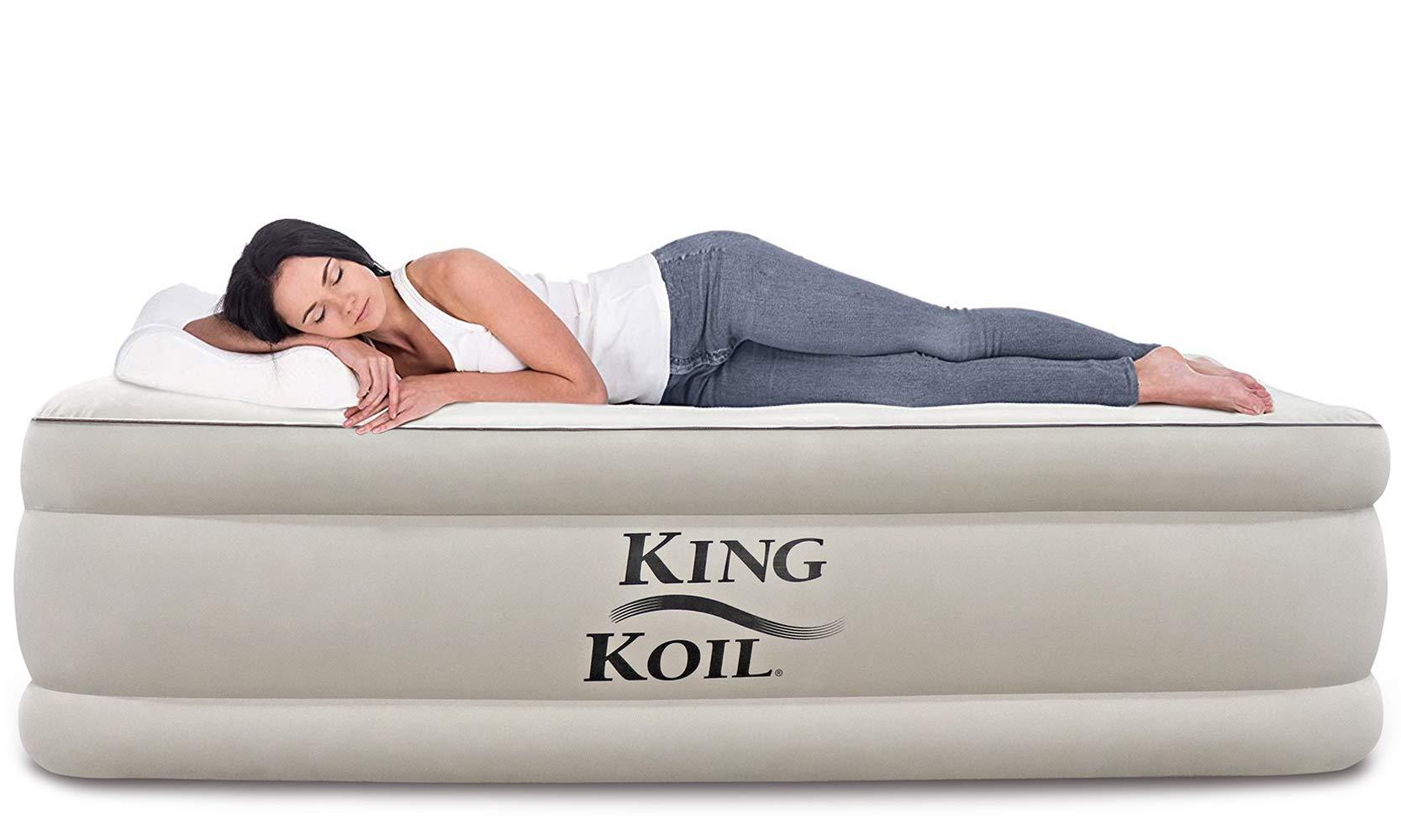 King Koil Queen Mattress Built