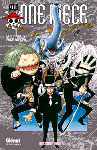 One piece - Tome 42: Les pirates face au CP9