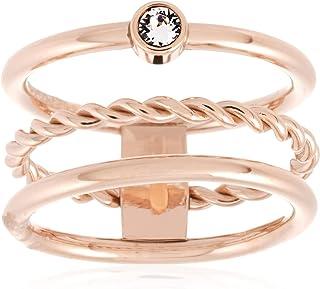 خاتم للنساء من اسبري لوريس ، ستانلس ستيل