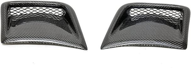 JPCarbon Carbon Fiber Front Bumper Side Scoops for Subaru Impreza WRX STI 2008-2014