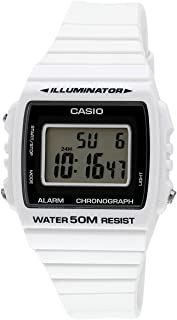 Casio Casual Watch Digital Display for Unisex [W-215H-7AV]