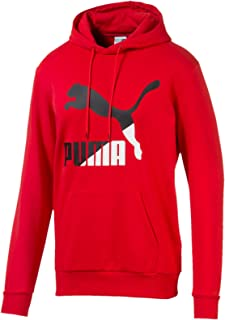 PUMA Men's Classics Logo Hoody TR