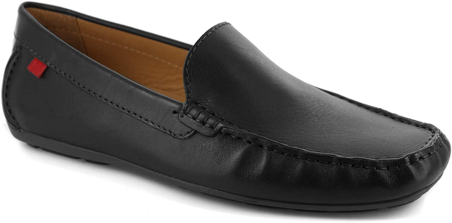 MARC JOSEPH Very popular NEW YORK Men's Leather Broadway in Loafe Made Our shop OFFers the best service Brazil