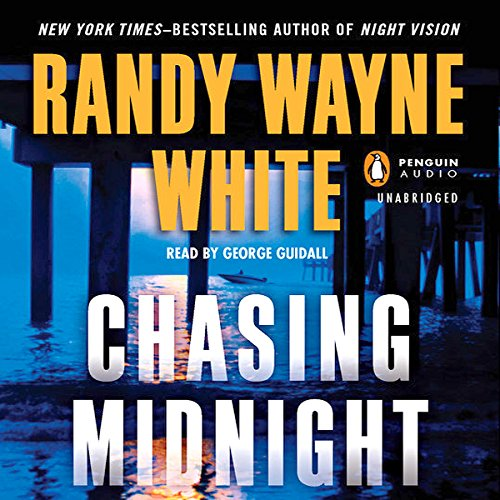 Chasing Midnight audiobook cover art