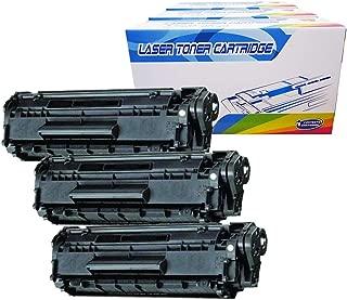 Inktoneram Compatible Toner Cartridges Replacement for HP CF279A 79A Laserjet Pro M26nw M12a M12w MFP M26a (Black, 3-Pack)