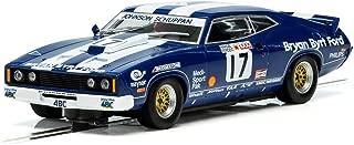 Scalextric C3923 Ford XC Falcon- Bathurst 1978 1:32 Slot Race Car, Blue